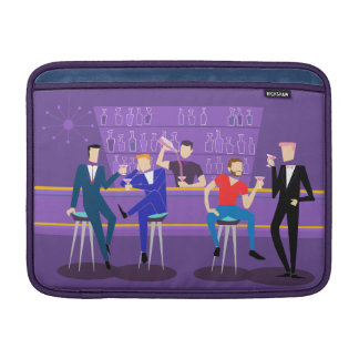 Retro Gay Bar MacBook Air Sleeve