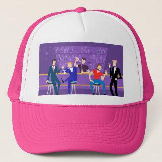Retro Gay Bar Trucker Hat