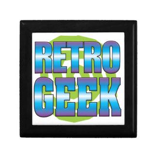 Retro Geek v3 Keepsake Boxes