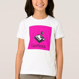 Retro GeeKess top for chicks T Shirts