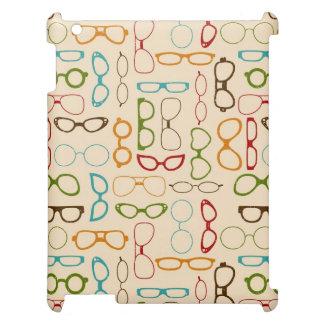Retro glasses cover for the iPad