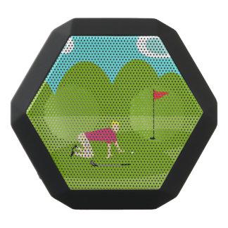 Retro Golfer Boombot REX Speaker