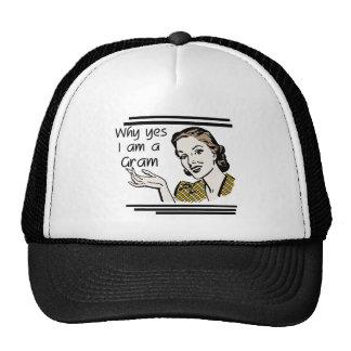 Retro Gram Tshirts and Gifts Trucker Hat