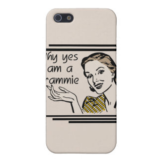 Retro Grammie and Gifts iPhone 5 Case