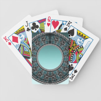 Retro Greek Disc Bicycle Playing Cards