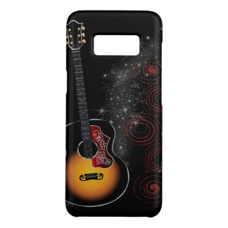 Retro Guitar Case-Mate Samsung Galaxy S8 Case