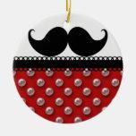 Retro Handlebar Moustache Moustache