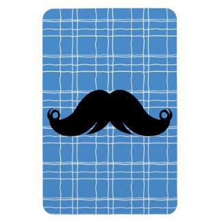 Retro Handlebar Mustache Moustache Flexible Magnets
