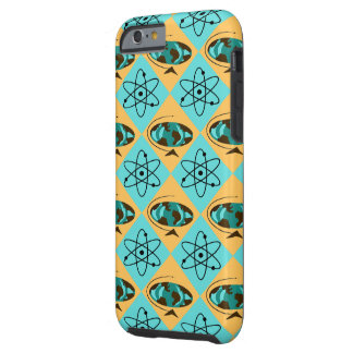 Retro Harlequin Globe Trotter iPhone 6/6S Case