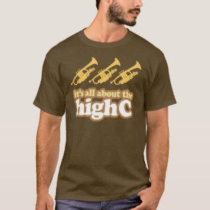 3043a5110 Funny Trumpet T-Shirts & Shirt Designs | Zazzle.com.au