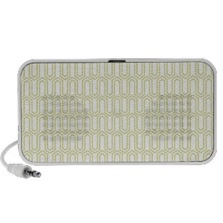 Retro Hipster Collection Mp3 Speakers