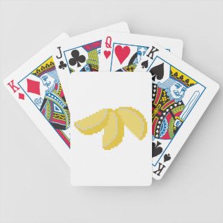 Retro Hipster Orange Slices Bicycle Playing Cards
