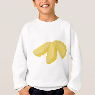 Retro Hipster Orange Slices Sweatshirt