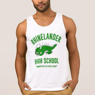 Retro Hodag - Rhinelander High School Singlet
