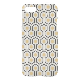 Retro Honeycomb Pattern Beehive iPhone 7 Case