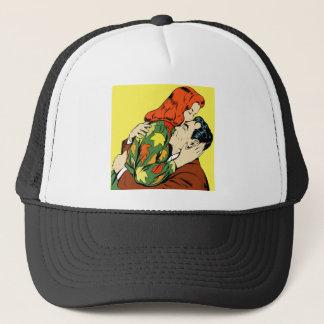 Retro Hug Trucker Hat