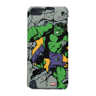 Retro Hulk Smash! iPod Touch (5th Generation) Covers