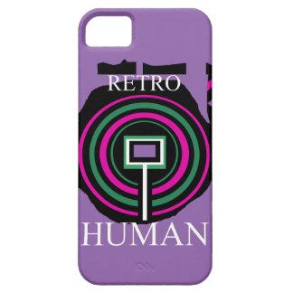 Retro Human phone case