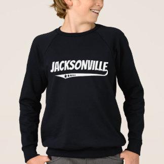 Retro Jacksonville Logo Sweatshirt
