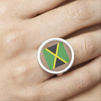 Retro Jamaica Flag