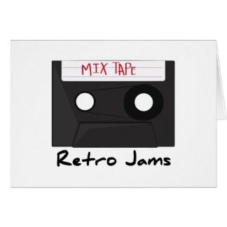 Retro Jams Card