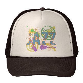 RETRO JAZZ MESH HAT