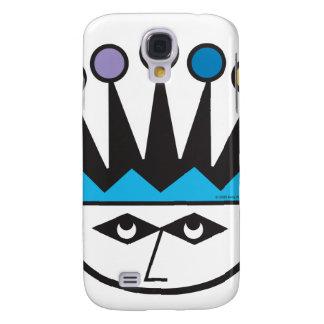 retro jester joker design samsung galaxy s4 case
