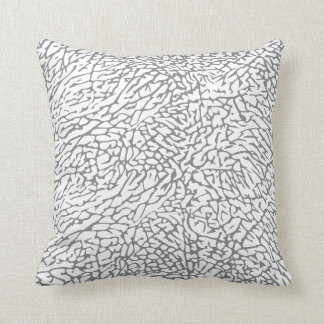 Retro Jordan Elephant Print Pillow
