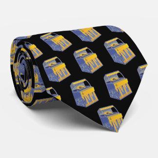 Retro Jukebox Tie