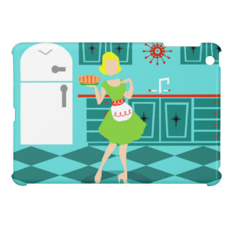 Retro Kitchen iPad Mini Case