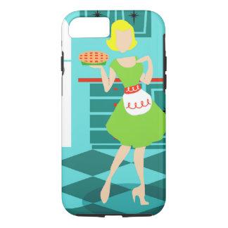 Retro Kitchen iPhone 7 Case