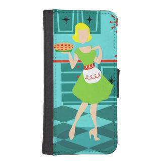 Retro Kitchen Smartphone Wallet Case