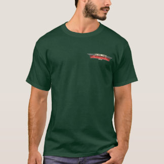 Retro Lane Autoworks Color T T-Shirt