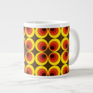 retro large coffee mug