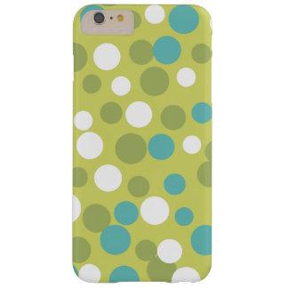 Retro Lime Dots iPhone 6 Plus Case
