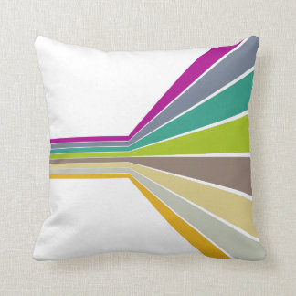 Retro Lines Cushion