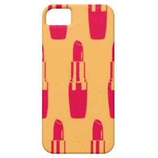 Retro Lipstick iPhone 5 Cover