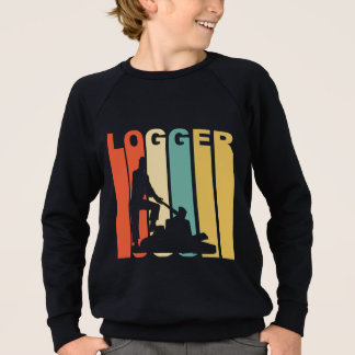 Retro Logger Sweatshirt