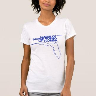 Retro LWVF Logo Distressed T-Shirt