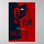 Retro Macbeth William Shakespeare