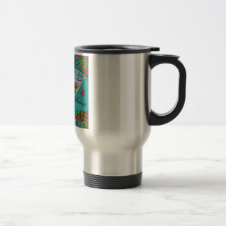 Retro Martini Travel Mug
