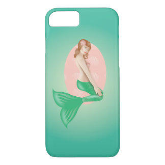 Retro Mermaid Phone Case