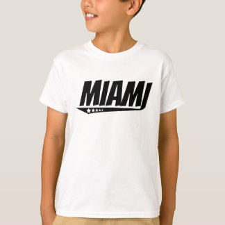 Retro Miami Logo T-Shirt