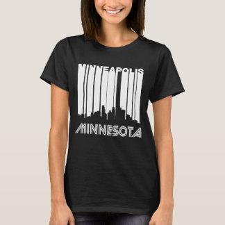 Retro Minneapolis Skyline T-Shirt