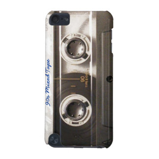 Retro Mixed Cassette Tape iPod Cases