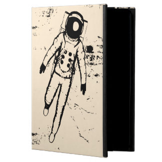 Retro Moon Walking iPad Air Case