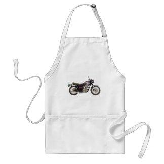 Retro Motorcycle Standard Apron