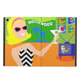 Retro Movie Star iPad Air Case