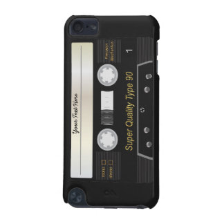 Retro Music Audio Cassette MixTape iPod touch Case iPod Touch (5th Generation) Cover