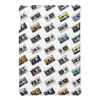 Retro Music Cassette Tapes iPad Mini Cover